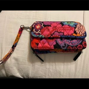 Vera Bradley wallet, crossbody, purse or wristlet